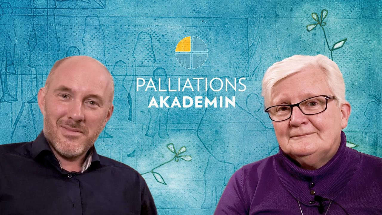 Omvårdnadsåtgärder för god munhälsa i palliativ vård