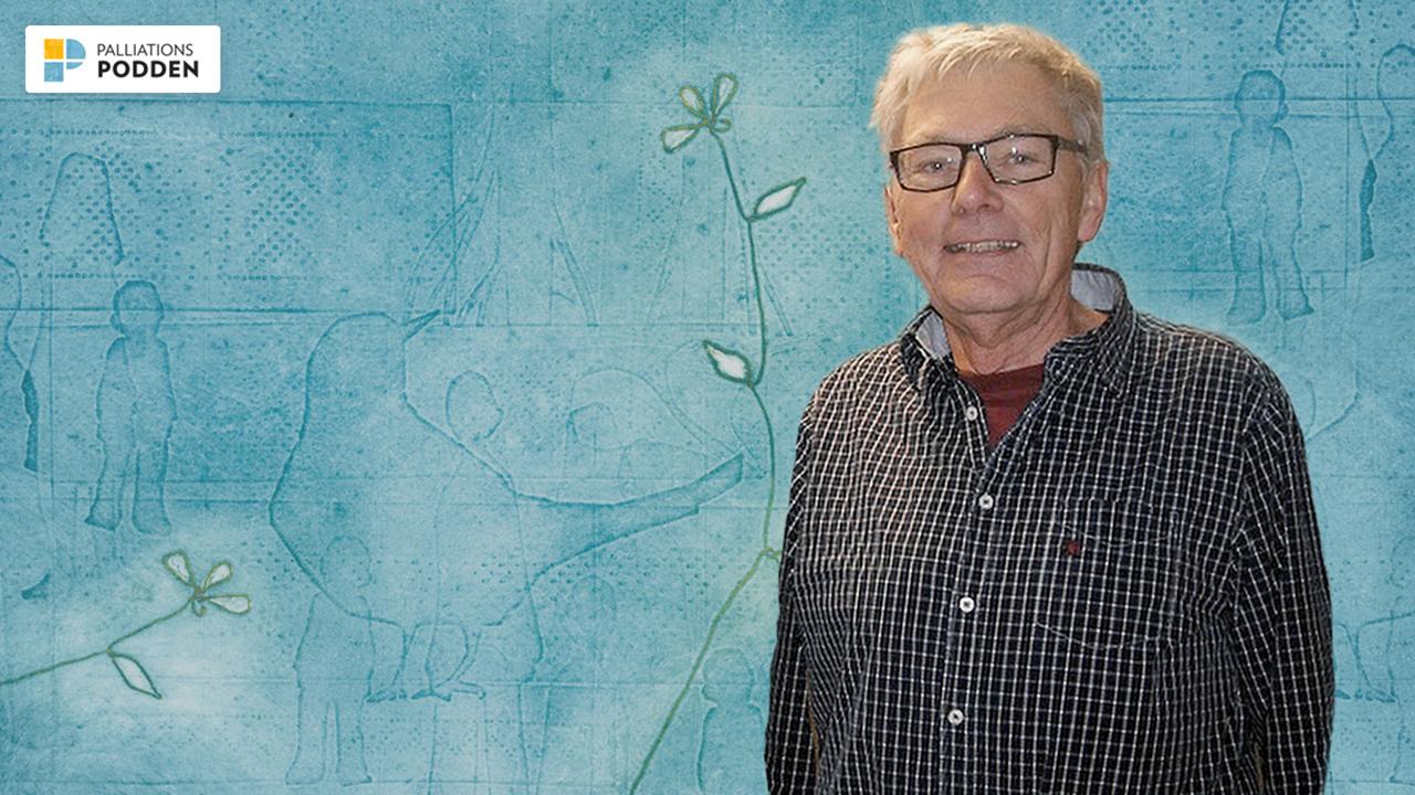 Palliationspodden Avsnitt 6 - Palliativ vård vid KOL med Claes Lundgren